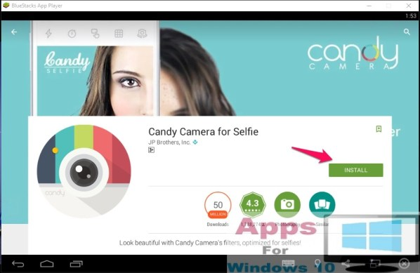 Candy_Camera_for_Windows10