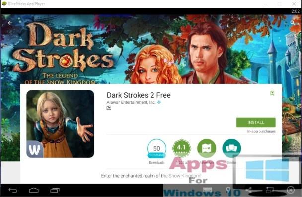 Dark_Strokes_2_Free_for_Windows