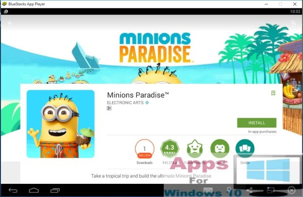 MinionsParadise_for_PC
