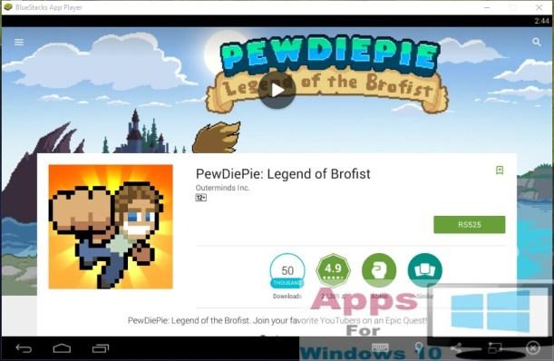 PewDiePie_Legend_Of_Brofist_For_PC