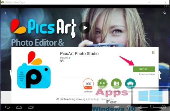 PicsArt-Photo-Studio-Windows10