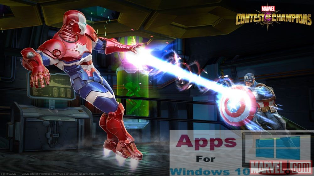 how to play marvel contest of champions on pc