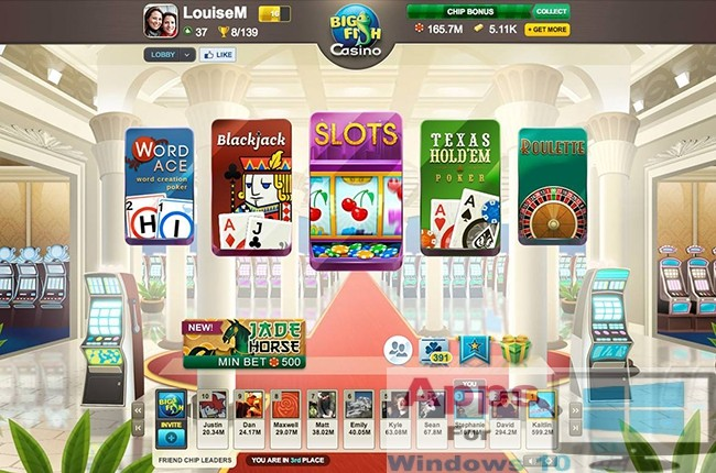 big fish casino download pc