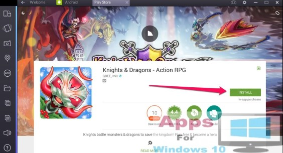 Knights_&_Dragons_Action_RPG_for_Windows10_PC_Mac