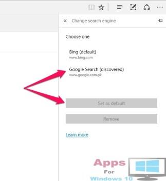 Set_Search_Engine_Microsoft_Edge