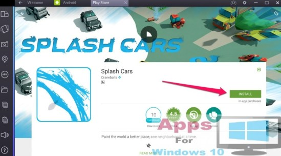 Download_Splash_Cars_for_PC_Windows10_Mac