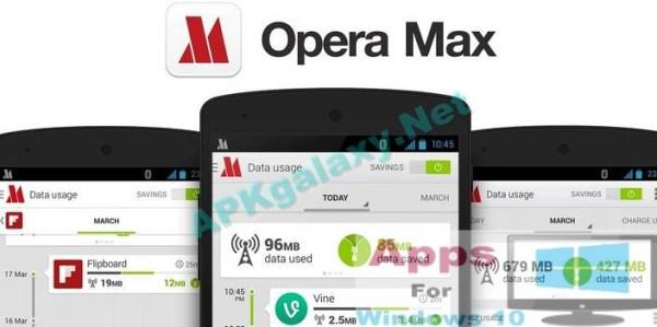 Opera-Max-Apk