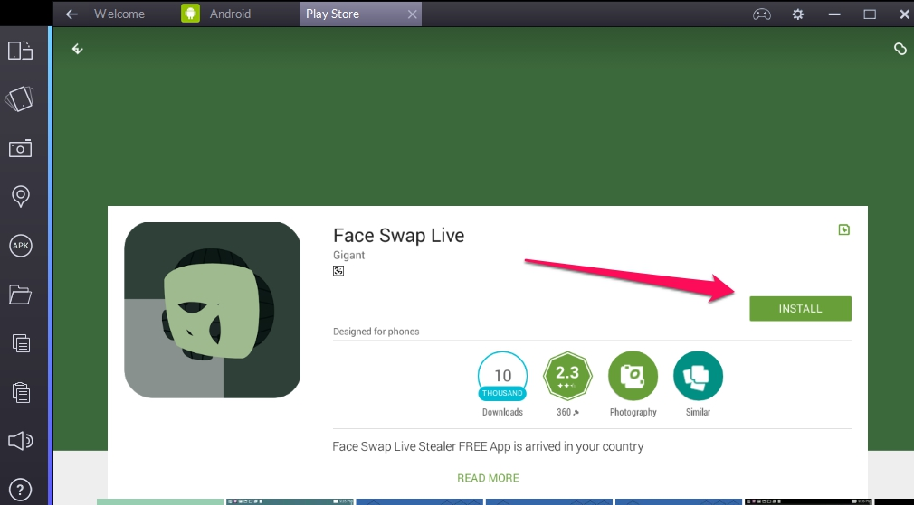 Download Face Swap Live for PC (Windows 10 & Mac) | Apps For Windows 10