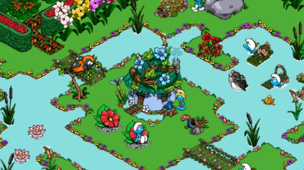 Smurfs'_Village_for_PC_Windows10_Mac_Download