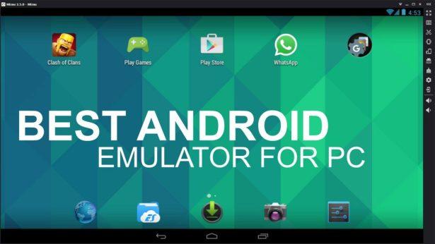 Android-Emulator-PC-2016