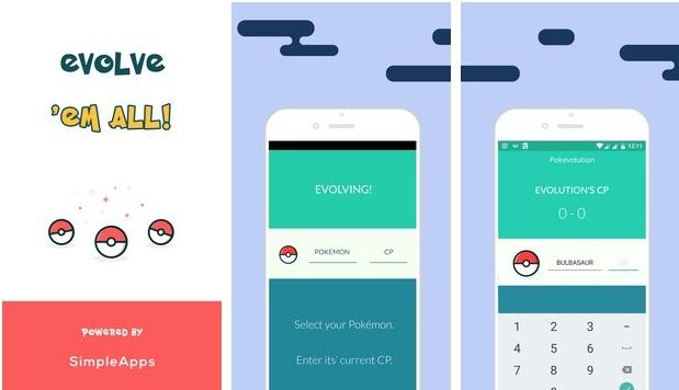Download Evolution CP Calculator for Pokemon GO for PC