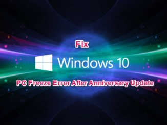 Fix_PC_Freeze_on_Windows_10