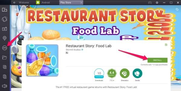 Restaurant_Story_Food_Lab_PC_Download