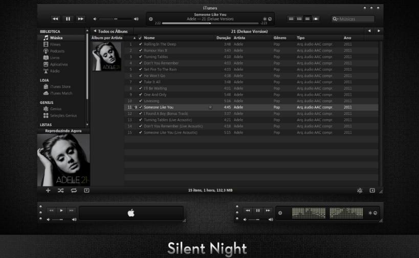 Download Free iTunes Skins for Windows (32bit & 64bit) & Mac