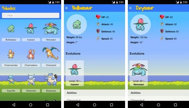 Pokemon Pokedex Download Pc