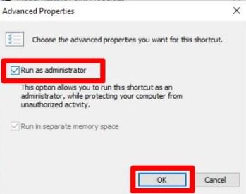 Run_as_admin_properties
