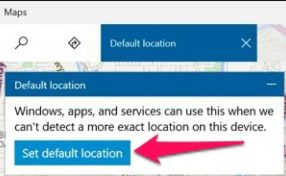 Windows_10_Maps_App_Defeault_Location_Box