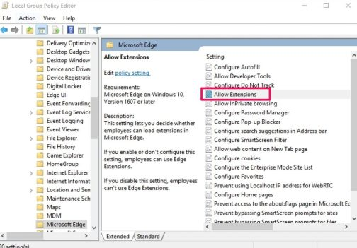 group-policy-editor-allow-extenstions-microsoft-edge