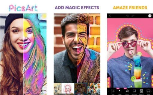 PicsArt Photo Studio Picture Editor Collage Maker for PC
