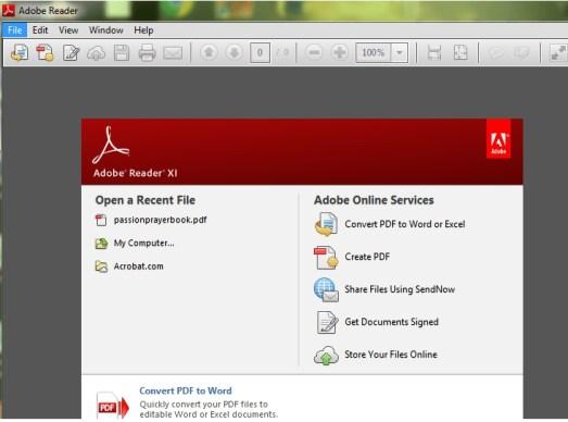 fix pdf file won't open on windows 10 issue