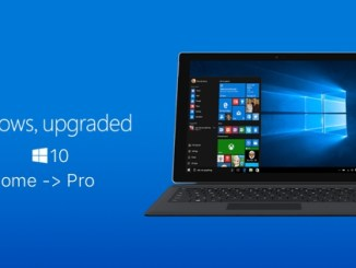 windows 10 home to pro free upgrade
