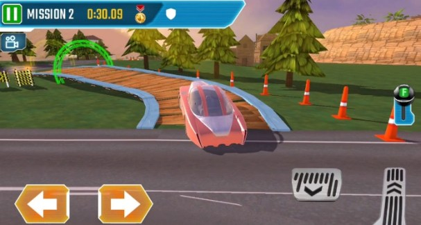 parker's driving challenge thunderbirds are go pc download