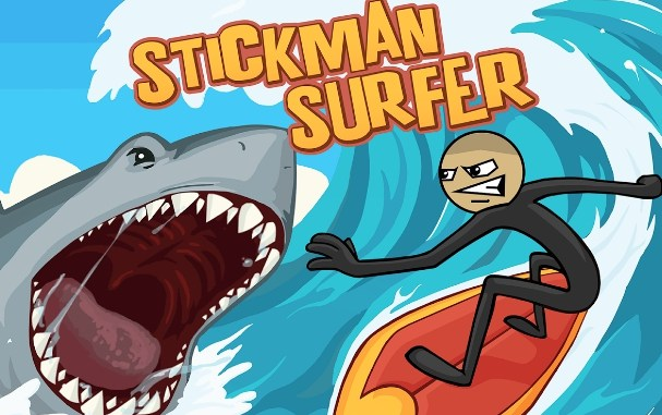 stickman surfer for pc download