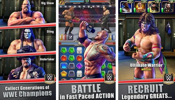 wwe champions free puzzle rpg for pc download