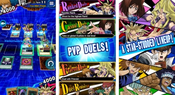 yu-gi-oh! duel links for pc download
