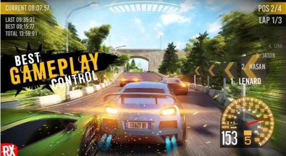 extreme asphalt car racing for pc download