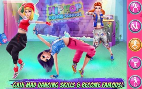 hip hop dance school game pc download