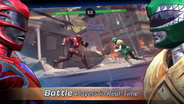 power rangers legacy wars for pc free download