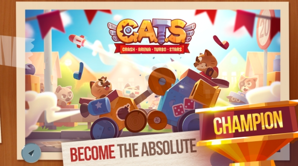 cats crash arena turbo stars for pc download