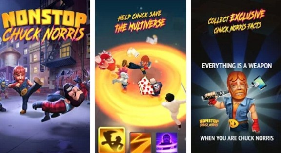 nonstop chuck norris for pc download free