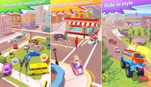 crash club - drive & smash city for pc download