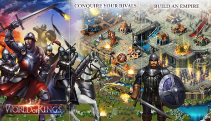 world of kings strategy war game for pc download