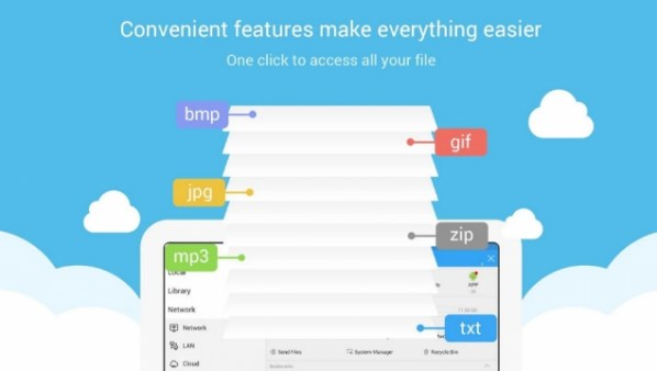 es file explorer mac download free
