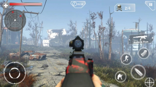 counter terrorist sniper shoot windows and mac download free
