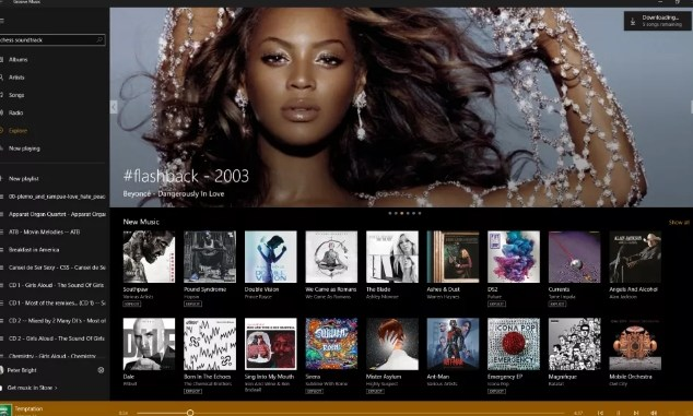 groove music deals