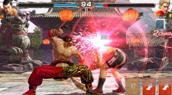 tekken mobile for pc download