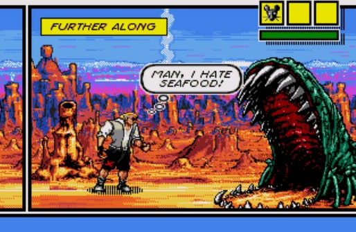 comix zone classic for pc download