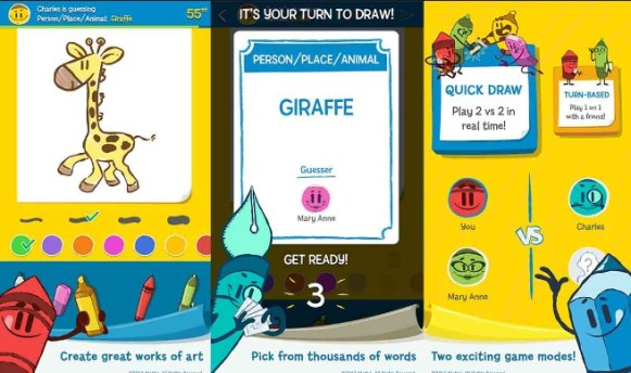 pictionary pc download free