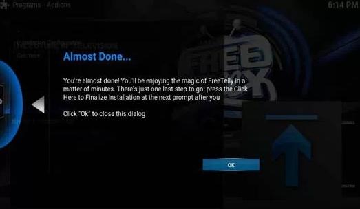 freetelly install method