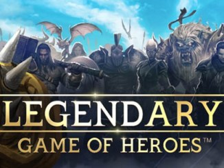 legendary game of heroes pc download