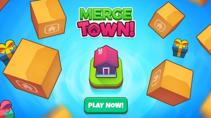 merge town puzzle game for pc