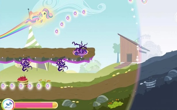 my little pony rainbow runners for pc download free