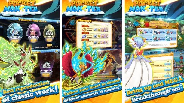 pocket monster duel pc download free