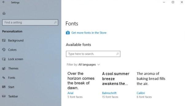 fonts-settings-win-10