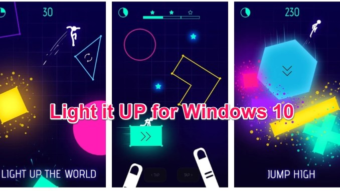Light it Up for Windows 10 PC