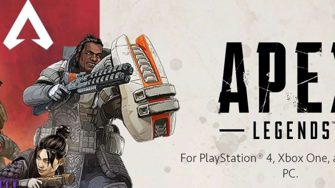 Apex Legends for PC Windows 10